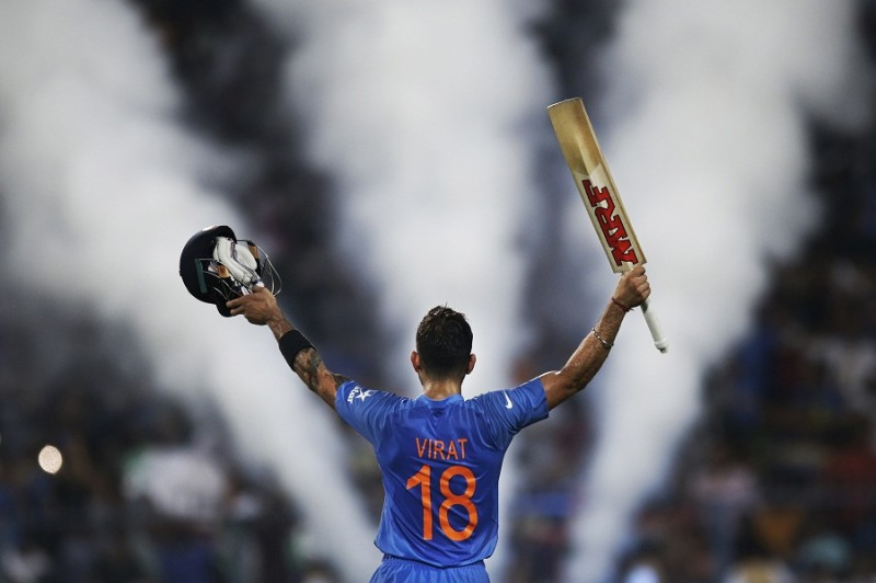 Who is Virat Kohli?