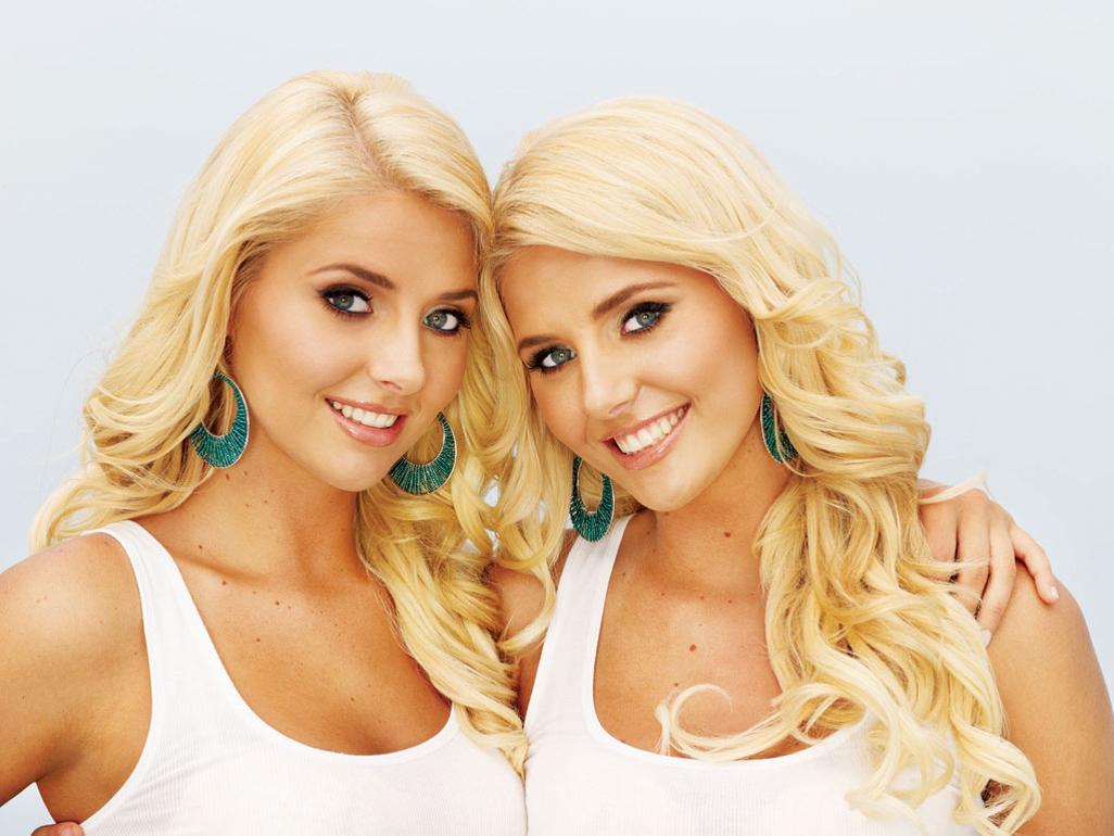 Karissa and Kristina Shannon Nude Photos 40