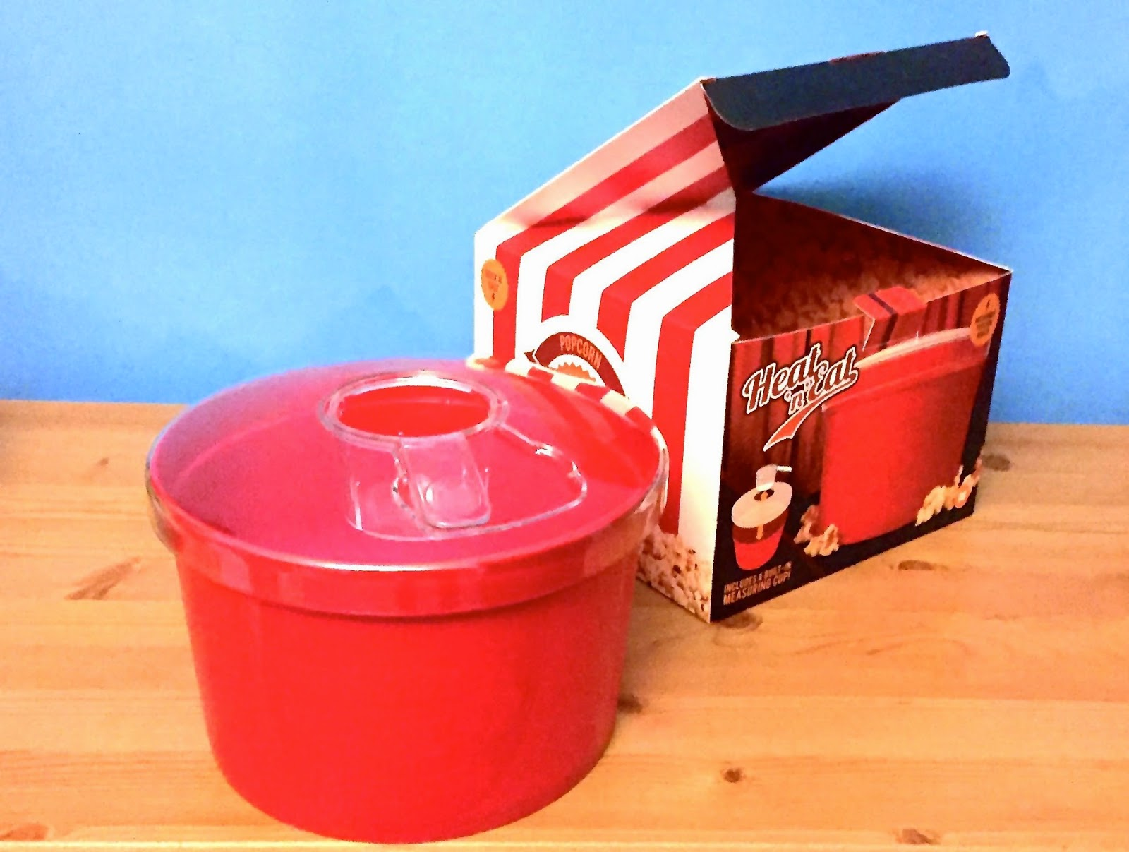Morgan's Milieu | Valentine's Day Plans: Popcorn Maker, worth the buy.