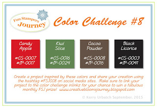 September 2015 Color Challenge