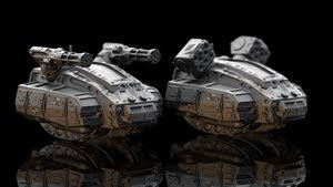 Charon Light Infantry Transport picture 8