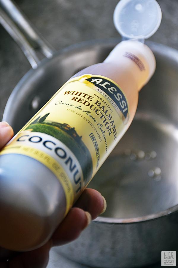 Alessi Coconut Reduction sauce