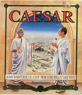 Videojuego Caesar PC