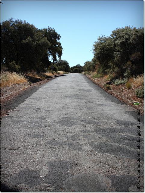 asfalto obsoleto