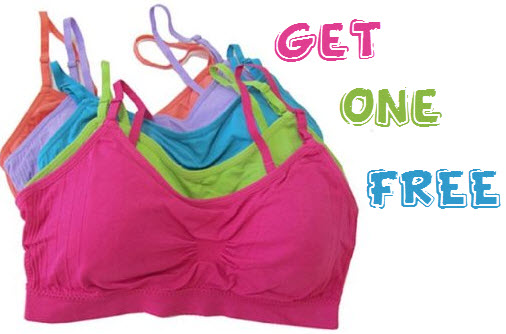 f7b20e692c4db FREE Pink Coobie Bra – First 300 Everyday in October - Freebies2you