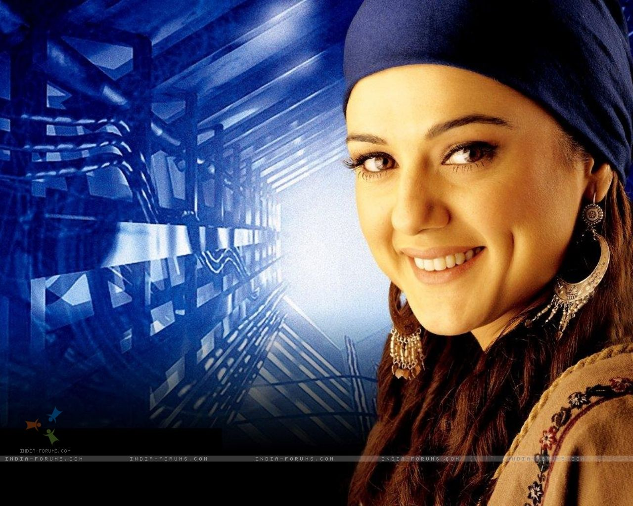 Priti Zinta Hot Wallpaper-9073