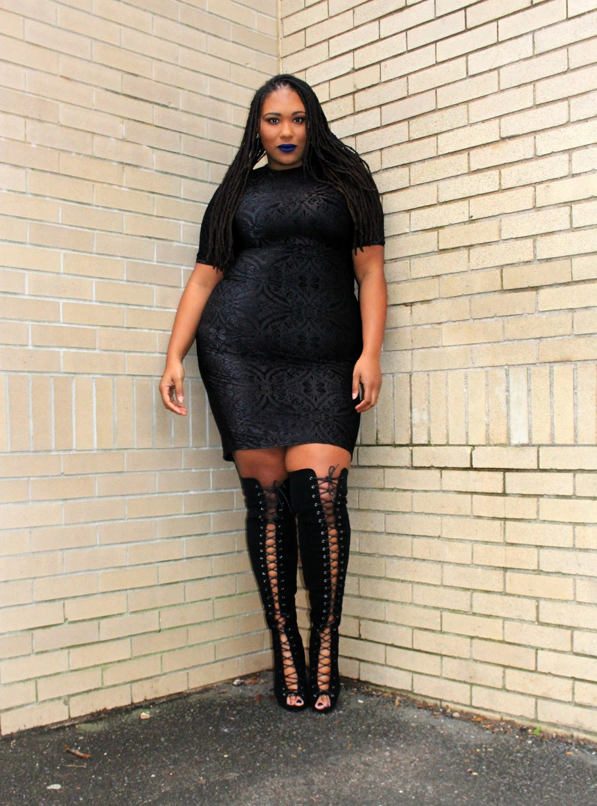 Thigh High Boots For Nye -5910