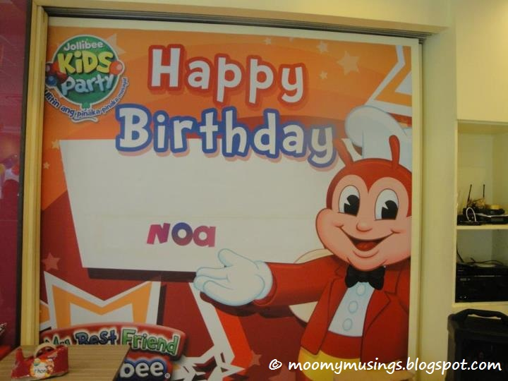 Noa's First Birthday Party - Moomy Musings