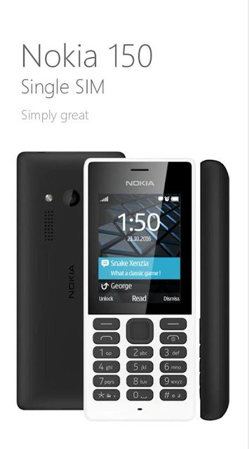 HMD Global Launches Two Affordable Nokia Phones