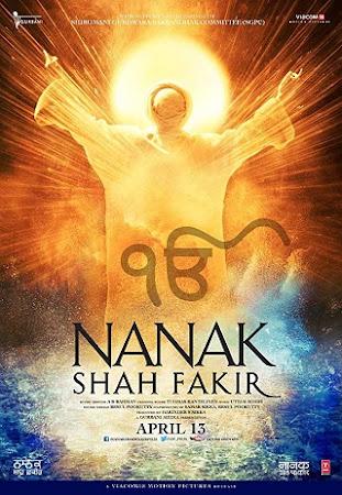 Poster Of Pollywood Movie Nanak Shah Fakir 2014 300MB DVDRip 480P Full Punjabi Movie