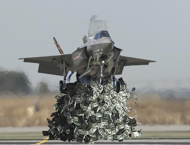 Resultado de imagem para f-35 money