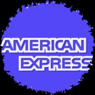 american express social button