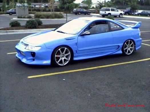 Cool Acura Cars
