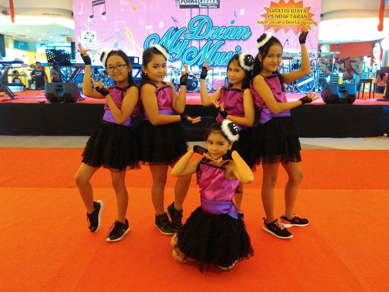 SD Kristen Kalam Kudus Surakarta Ikuti Acara My Dream My Music