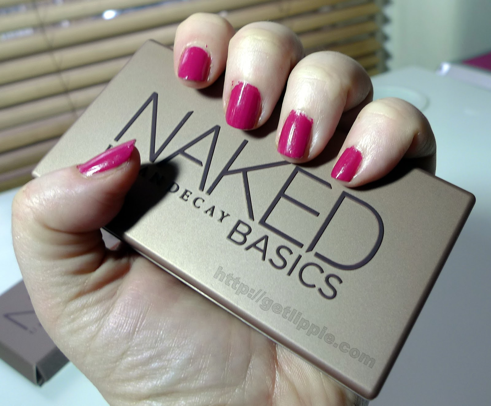 Urban Decay Naked Basics Palette  Get Lippie-8233