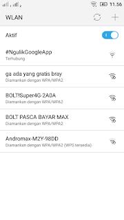 Tersambung dengan Wifi Gratis #NgulikGoogleApp