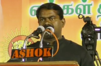 Seeman Speech 13-05-2016 RK Kancheepuram Election