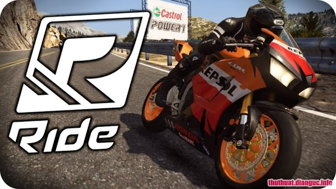 Download Game RIDE Full Cr@ck