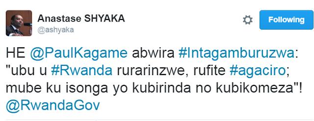 u Rwanda rufite agaciro