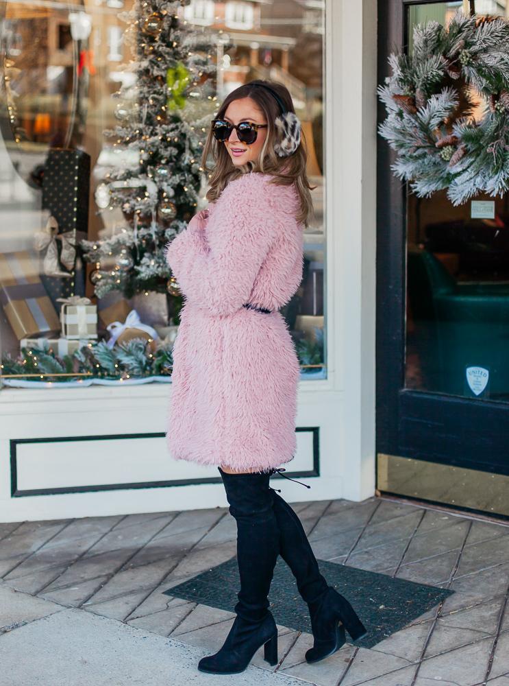 target pink wild fable sherpa jacket