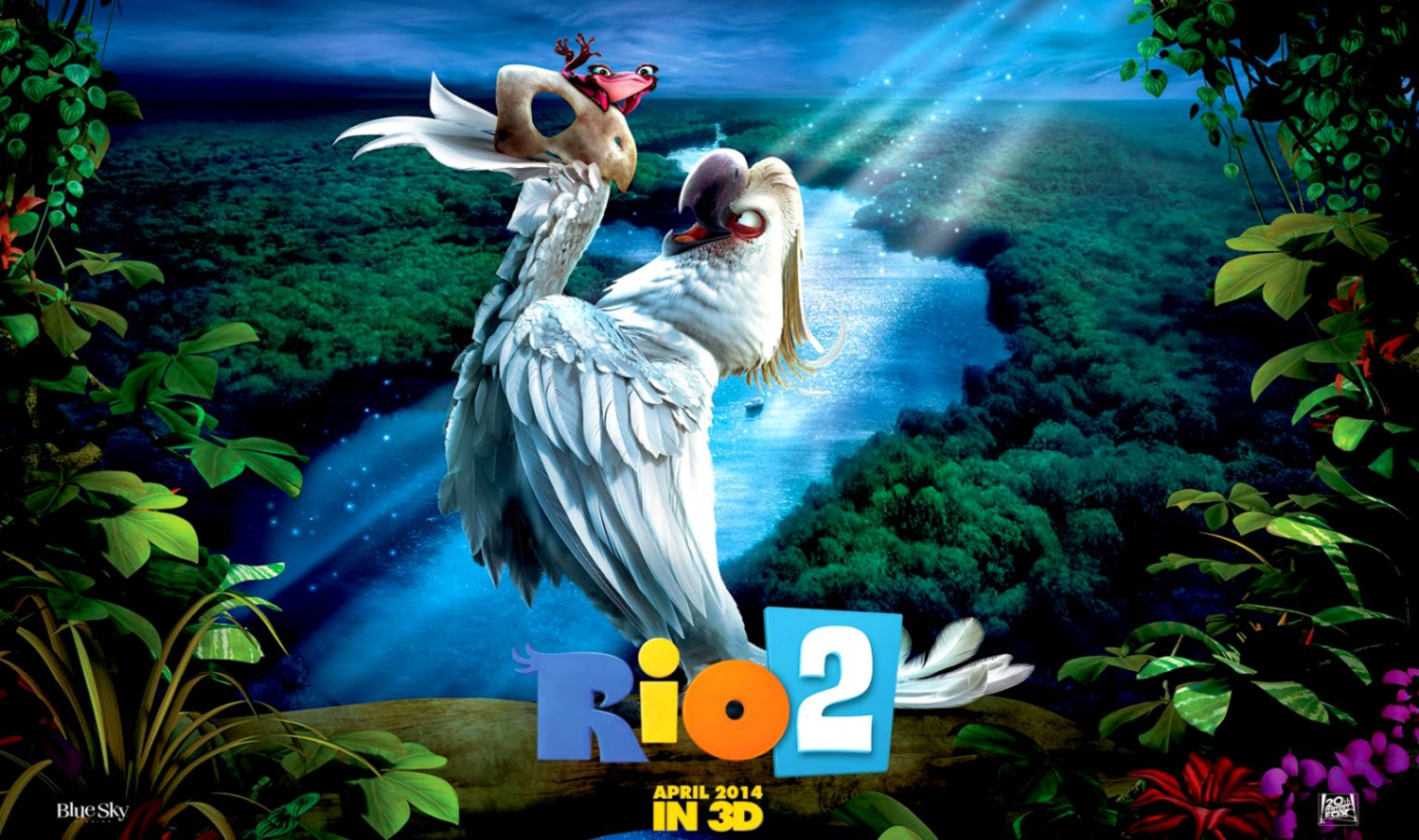 Rio Movie Wallpapers in jpg format for free