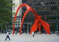 Alexander Calder Parcours Artistique de Paris La Defense