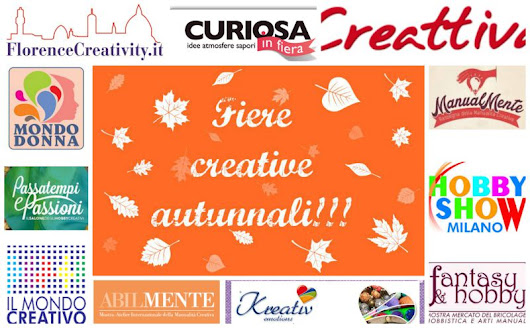Fiere creative stagione autunnale