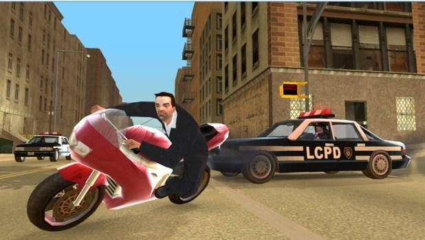 GTA Liberty City Stories v2.1 Mod Apk-screenshot-1