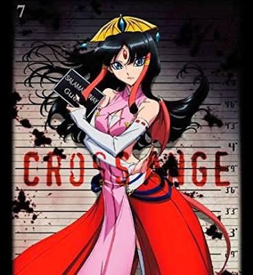 Insert song Cross Ange: Tenshi to Ryuu no Rondo