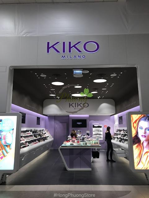 Mua son KIKO chính hãng giá tốt nhất ở Hồng Phượng Store