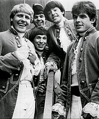 http://en.wikipedia.org/wiki/Paul_Revere_%26_the_Raiders