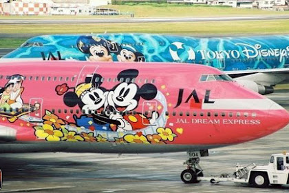 Closed To Colorful Airplanes Inward The World!