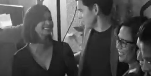 MUST WATCH: Angel and Richard's Staring Moments Will Make You Feel The 'Kilig' Vibes!
