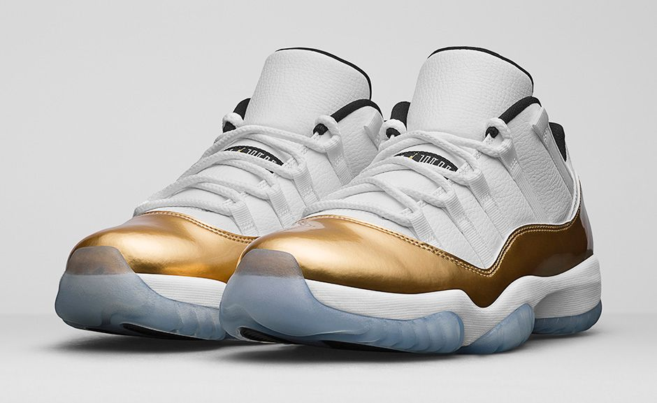 c408393ddd25 The Nike Air Jordan 11 Low  Closing Ceremony  sneaker was inspired by the Olympics  closing ceremony that took place on Sunday