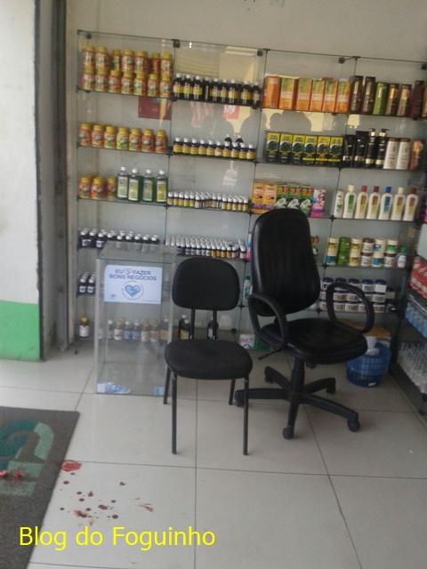 Proprietário de Farmácia é baleado durante assalto no centro de Chapadinha