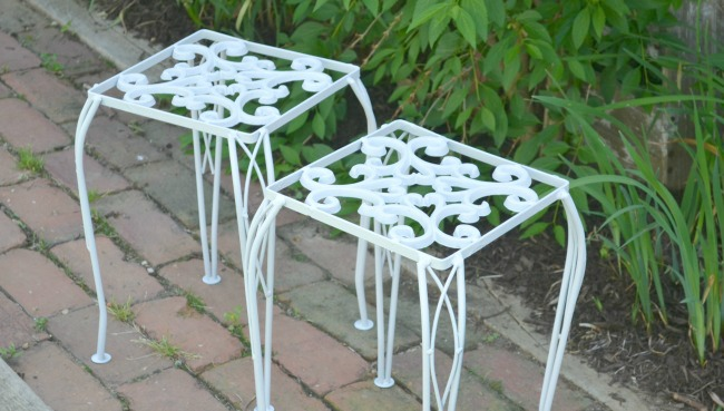 Using a Paint Sprayer on Outdoor Furniture
