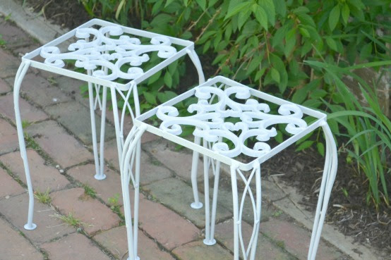 Paint Outdoor Furniture