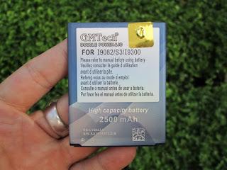 paket baterai GMTech