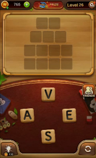 Word Connect Level 21 to 40 Answers