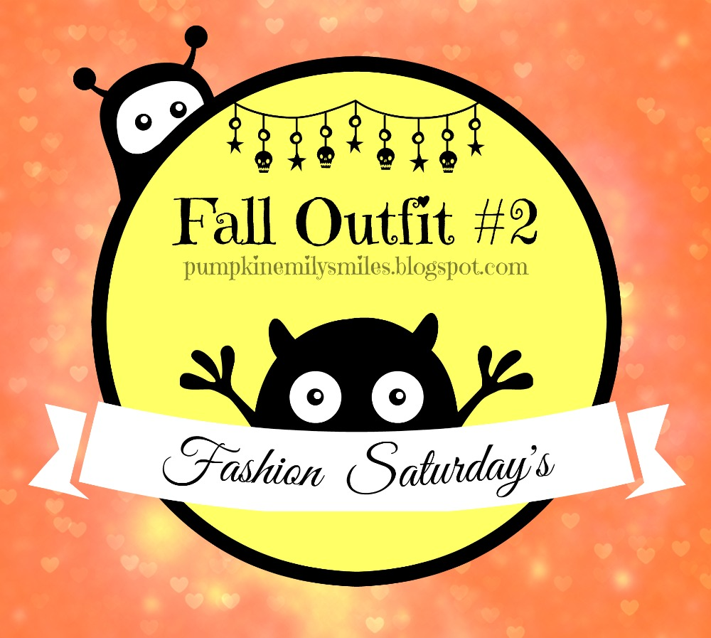 Fall Outfit #2 Fashion Saturday's