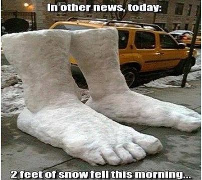 Funny Snow Jokes