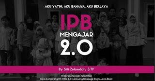 IPB Mengajar 2.0 Juara 3 Literacy Award 2017