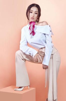 Foto Model Kathy Indera