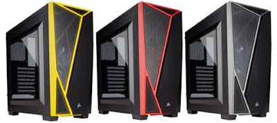 CORSAIR Launches New Carbide Series SPEC-04 Mid-Tower Gaming Case