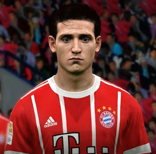 PES 2017 Faces Sebastian Rudy by FaceEditor Jefferson_SF