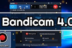 Bandicam 4.0.0 Full Crack