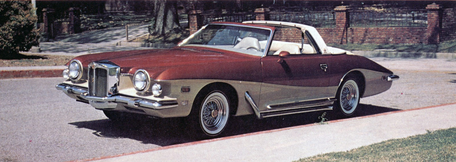 1976 Stutz Blackhawk Coupe |1976 Stutz Bearcat