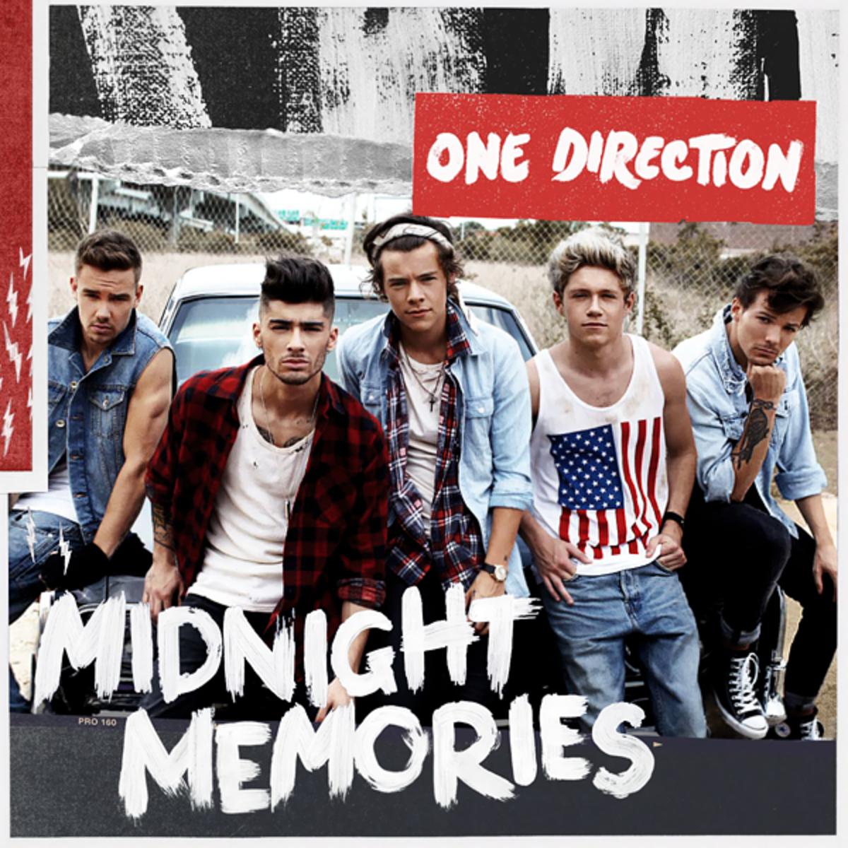 one direction midnight memories album download free zip