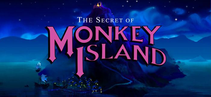 The Secret of Monkey Island LucasArts 1990