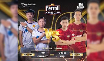 Chim Sẻ - U98 vs Quýt - HMN | 2vs2 Random | AoE Ferroli King Cup | 03-10-2020